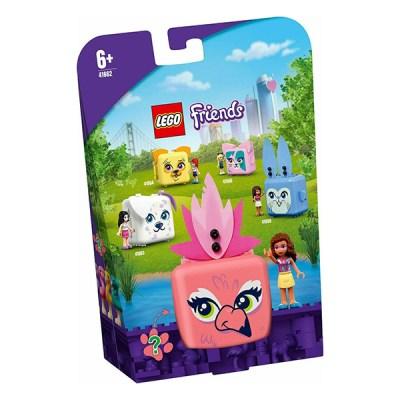 Lego Friends: Olivia's Flamingo Cube (εως 36 Δόσεις)