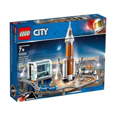 Lego City: Deep Space Rocket & Launch Control (εως 36 Δόσεις)