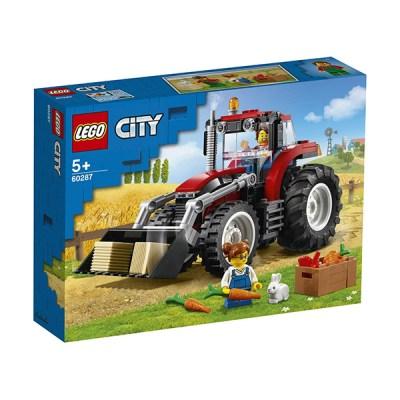 Lego City: Tractor (εως 36 Δόσεις)