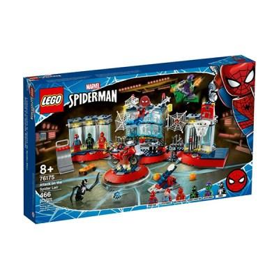 Lego Marvel Spider Man: Attack on the Spider Lair (εως 36 Δόσεις)