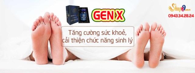 gen x có hiệu quả không