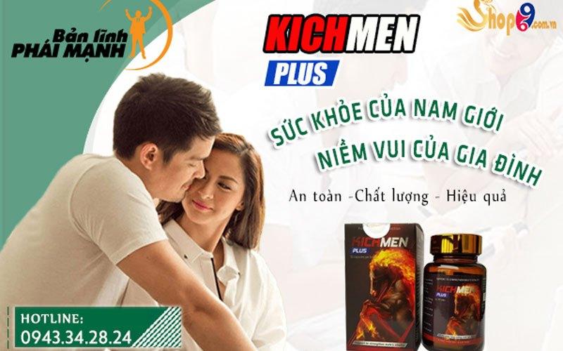 Kichmen Plus là gì? có tác dụng gì? hiệu quả và an toàn không?