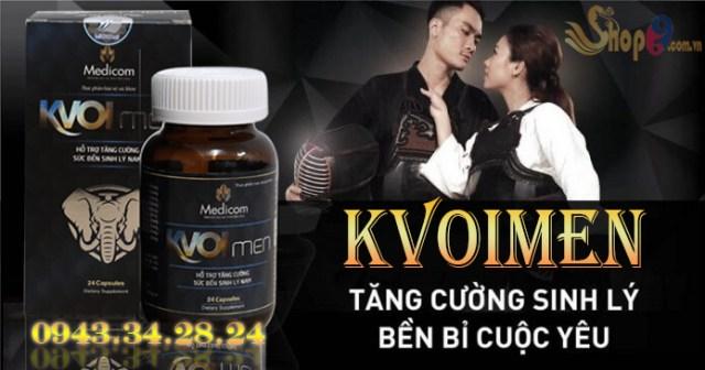 kvoimen có kép dài thời gian quan hệ