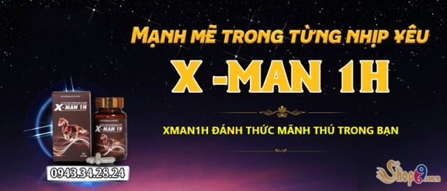 X-Man 1H