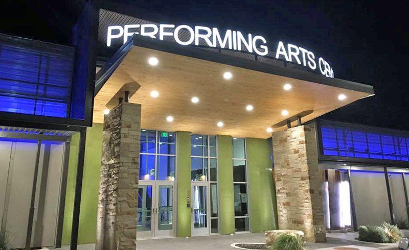 Performing Arts Center San Angelo Shop Across Texas