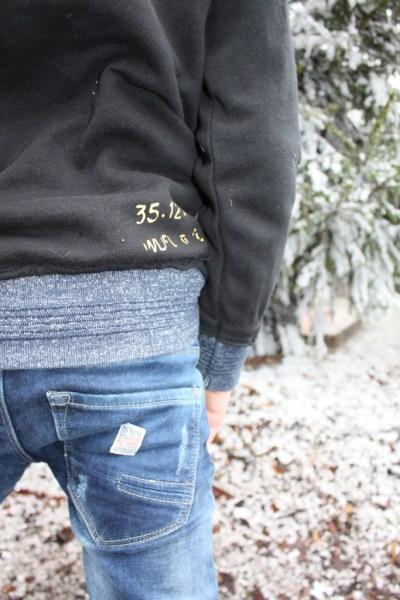 jog jeans Retour