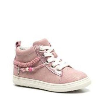 Scapino Dr. Visser roze sneaker ook in goud