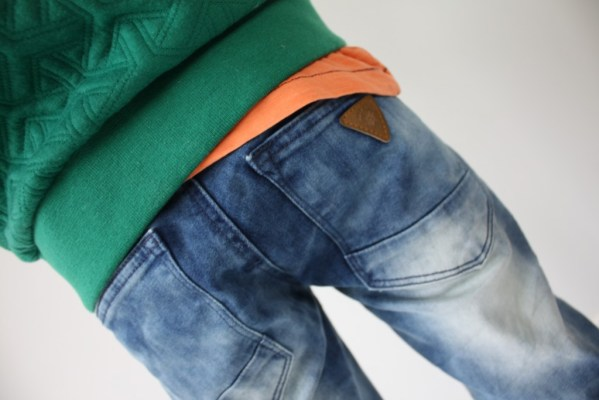 Indian Blue Jeans Blue Ryan skinny fit