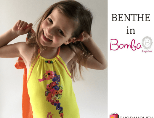 BENTHE inBomba for Girls