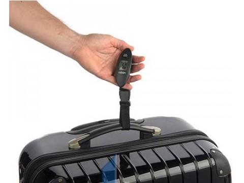 Deze bagageweegschaal is echt een musthave voor iedere vrouw :)