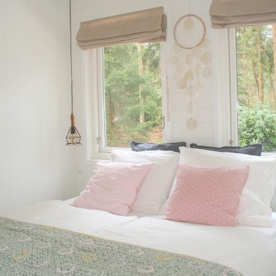 Huisje van Hout in Drenthe