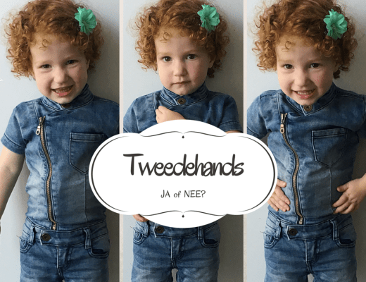 TWEEDEHANDS JA OF NEE-