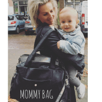 New: The Mommy Bag Black Croco van All-time Favourites