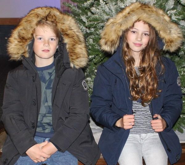 SCM winterjas