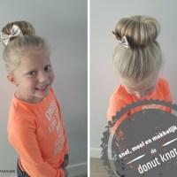 Hoe maak je een mooie donut knot