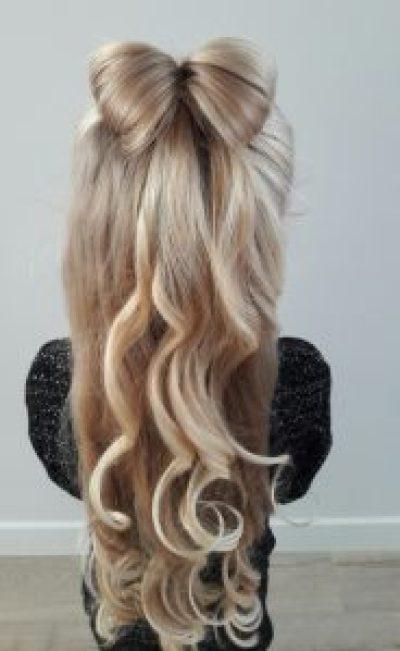 strik van je eigen haar