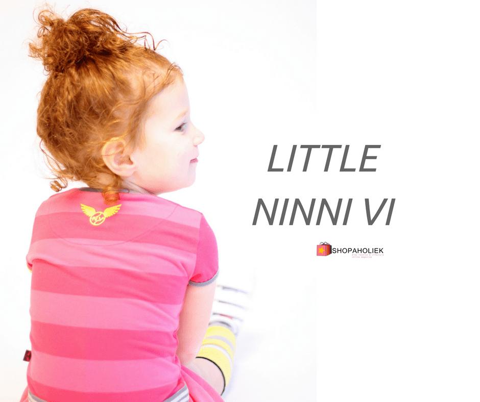 SNEAK! Norah in Little Ninni Vi