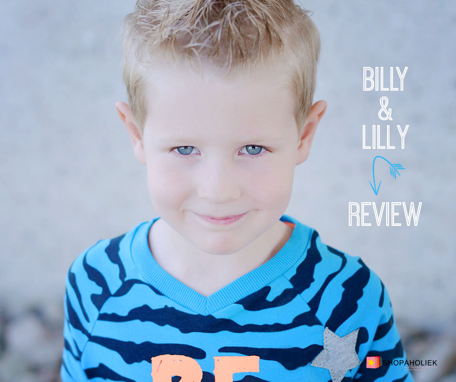 Review: Sepp in Billy & Lilly
