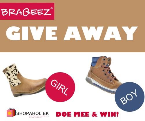 Give away Braqeez