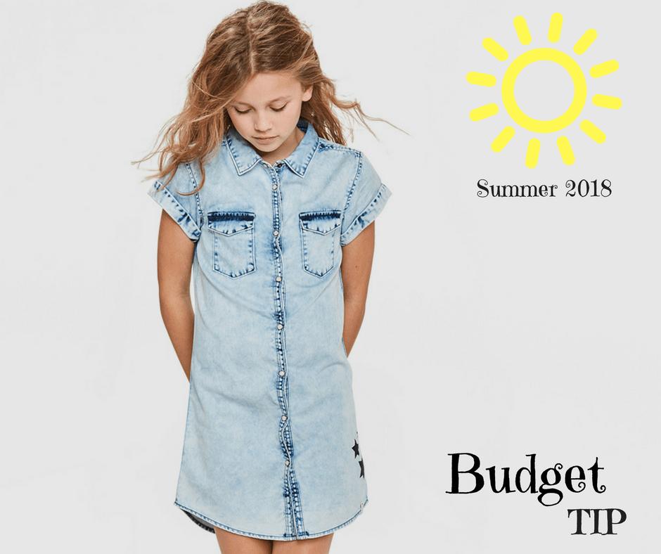 Budget dress