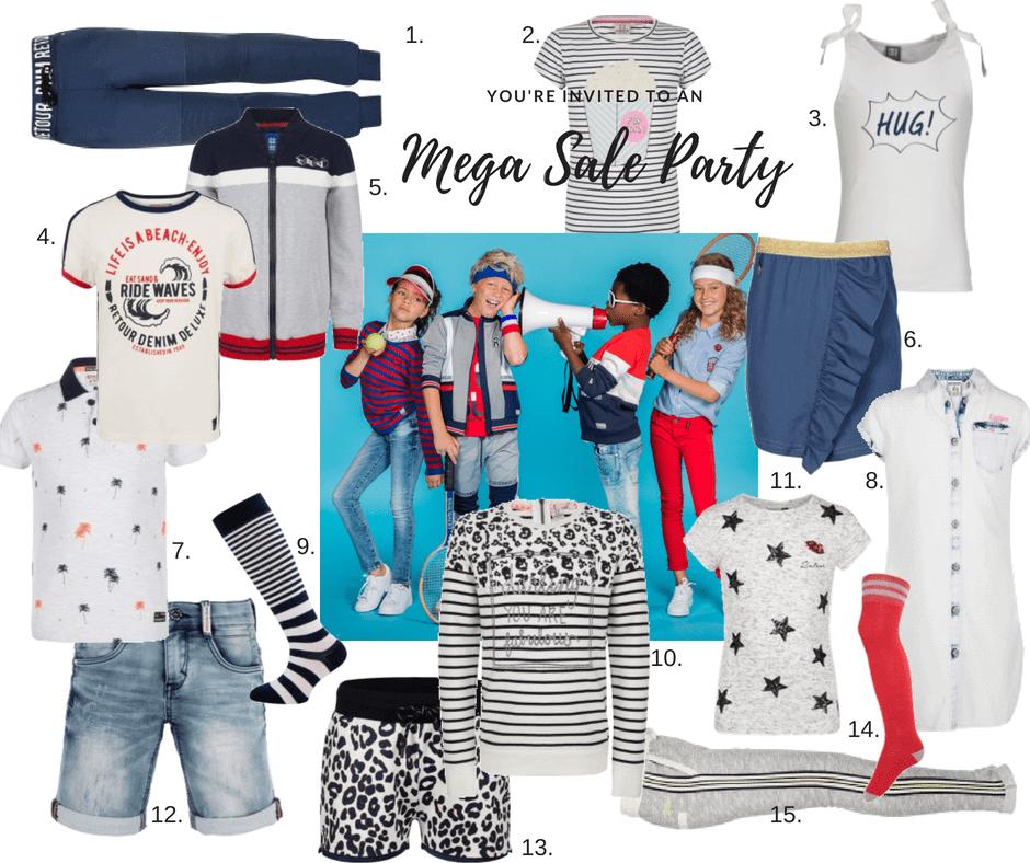 Mega Sale Party