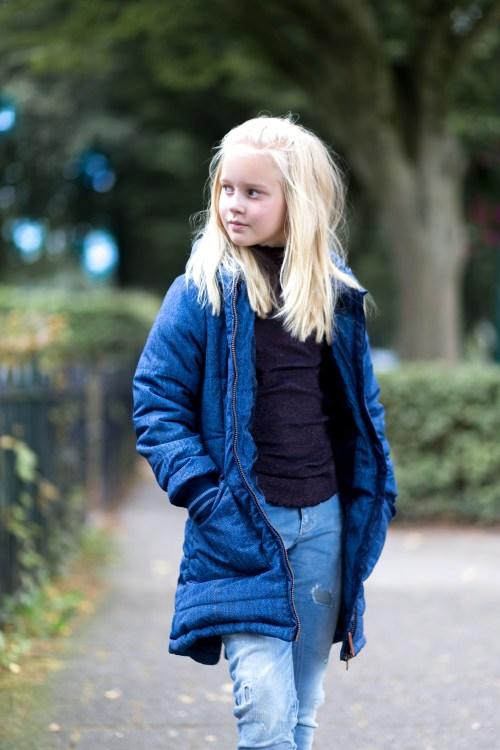 nieuwe winterjas van Moodstreet