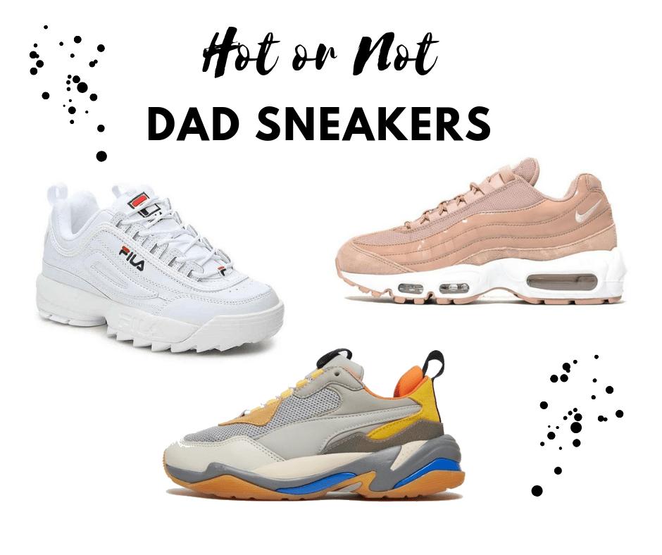Trend: DAD Sneakers