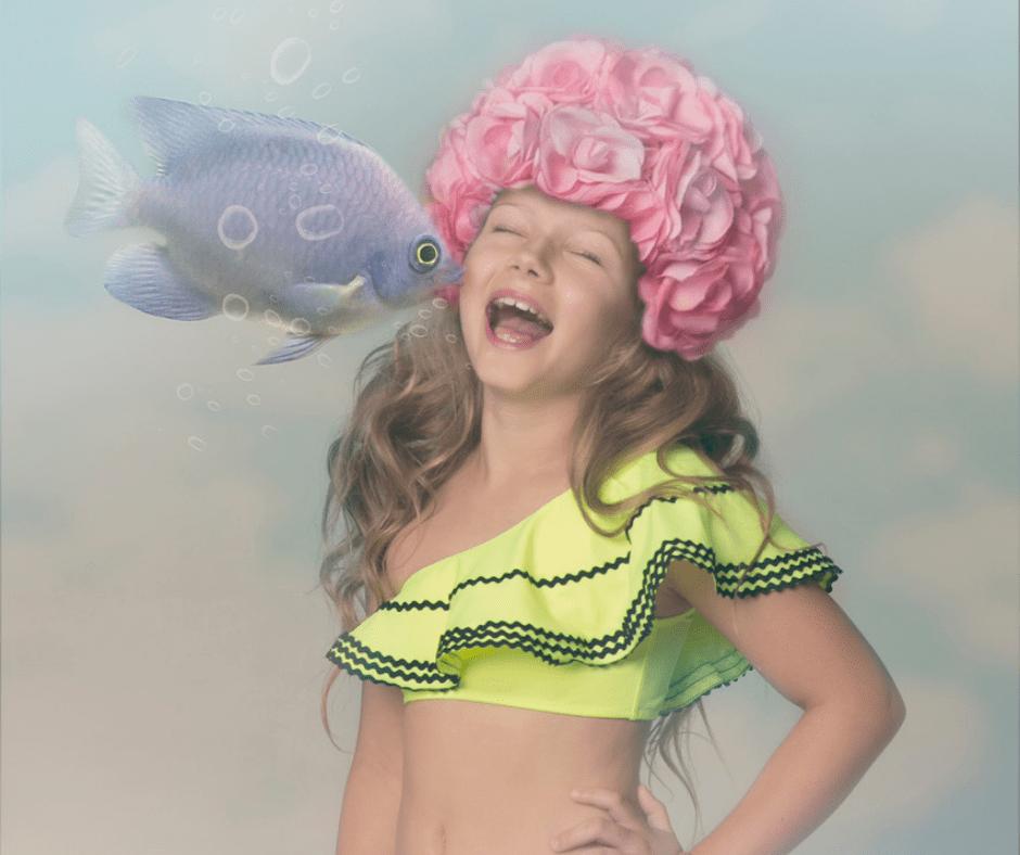 Nessie Kids zwemkleding