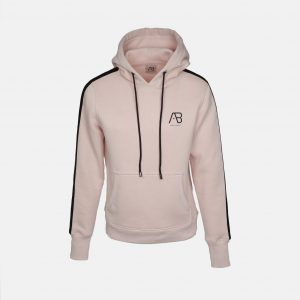 AB Lifestyle Women - Hoodie Front - Pink - € 90,- - ablifestyle.com
