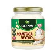 Manteiga de Coco 210g