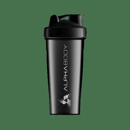 Shaker premium à fond rond Alphabody