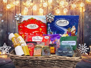 Donate a Christmas Hamper to the Food bank