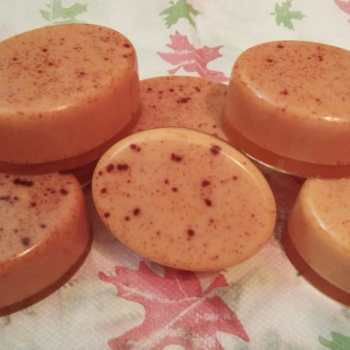 Bathing Soaps Turmeric Soap [tag]