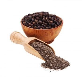 Flours & Spices Black Pepper Powder [tag]