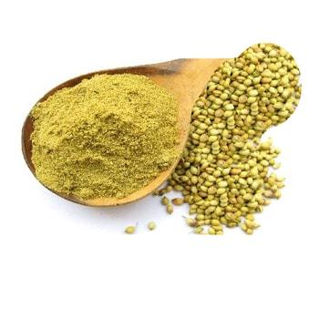 Flours & Spices Dhania Powder [tag]