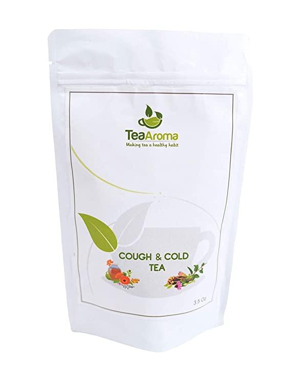 Green Tea Cold & Cough Tea [tag]