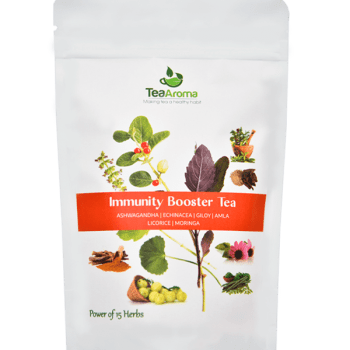 Green Tea Immunity Booster Tea [tag]
