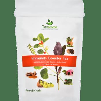 Green Tea Immunity Booster Tea
