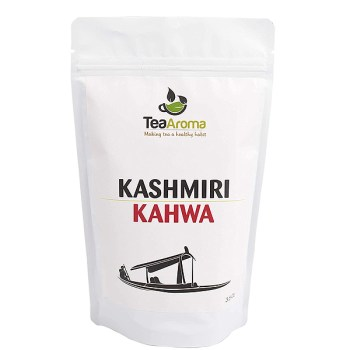Green Tea Kashmiri Kahwa [tag]