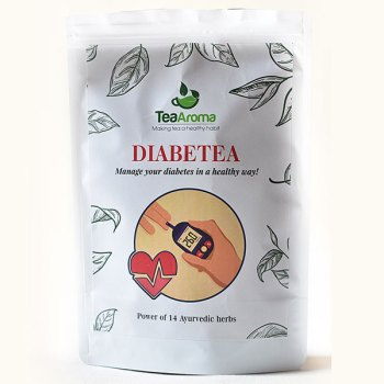 Green Tea Diabatea Tea [tag]