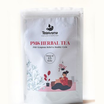 Green Tea PMS Herbal Tea [tag]