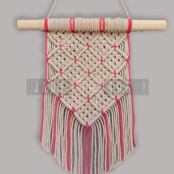 Macrame Handicraft Macrame Wallhanging [tag]