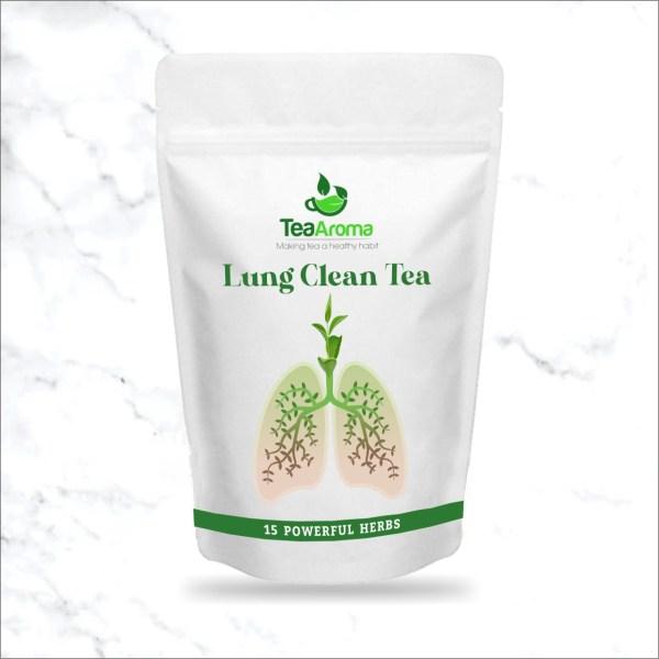 Green Tea Clean Lungs lungsclean