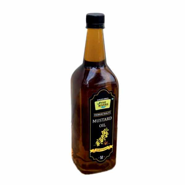 Grocery Mustard Oil (1 Litre) grocery