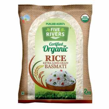 Home Made Basmati Rice (fair Grain) (2 kg)