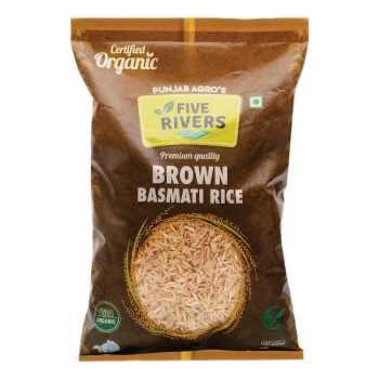 Home Made Basmati Rice (Brown Rice) (1 kg)