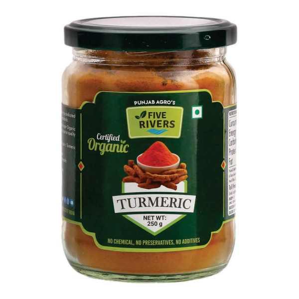 Grocery Haldi (Turmeric) (250 gm jar) grocery