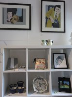 Selected Artworks available from the Shop at Strathnairn this month