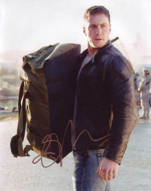 Aaron Taylor-Johnson in-person autographed photo