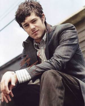 Adam Brody in-person autographed photo
